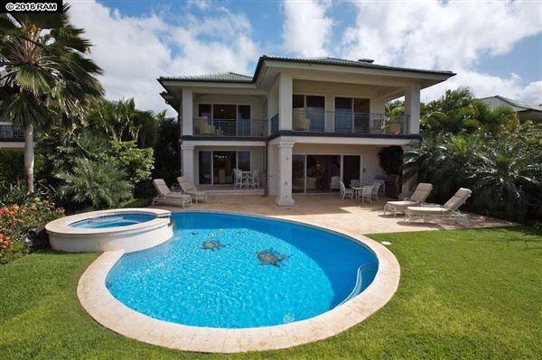 Pineapple hill kapalua maui hawaii luxury homes for Hawaii luxury homes for sale