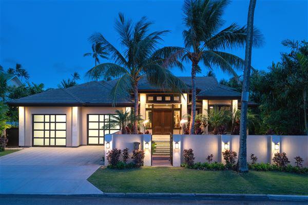 KAHALA SINGLE LEVEL CUSTOM LUXURY HOME | Hawaii Luxury Homes | Mansions For  Sale | Luxury Portfolio