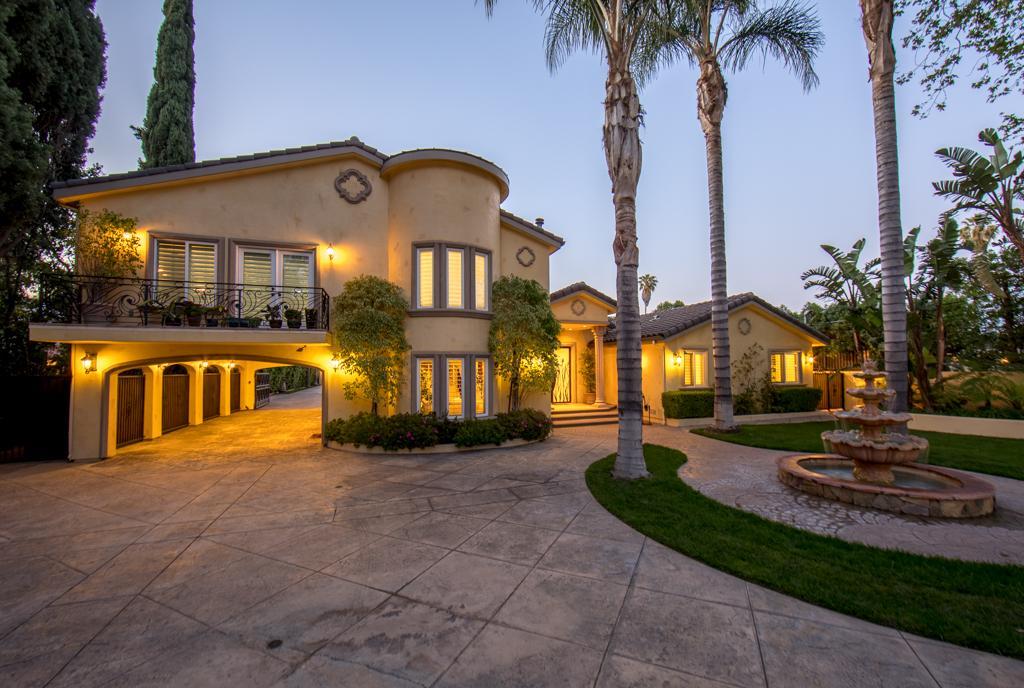 BEAUTIFUL HOME IN PRESTIGIOUS WALNUT ACRES | California Luxury Homes |  Mansions For Sale | Luxury Portfolio