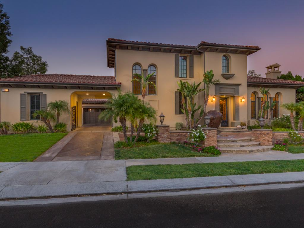 Gorgeous home at the oaks of calabasas california luxury for Calabasas oaks homes for sale