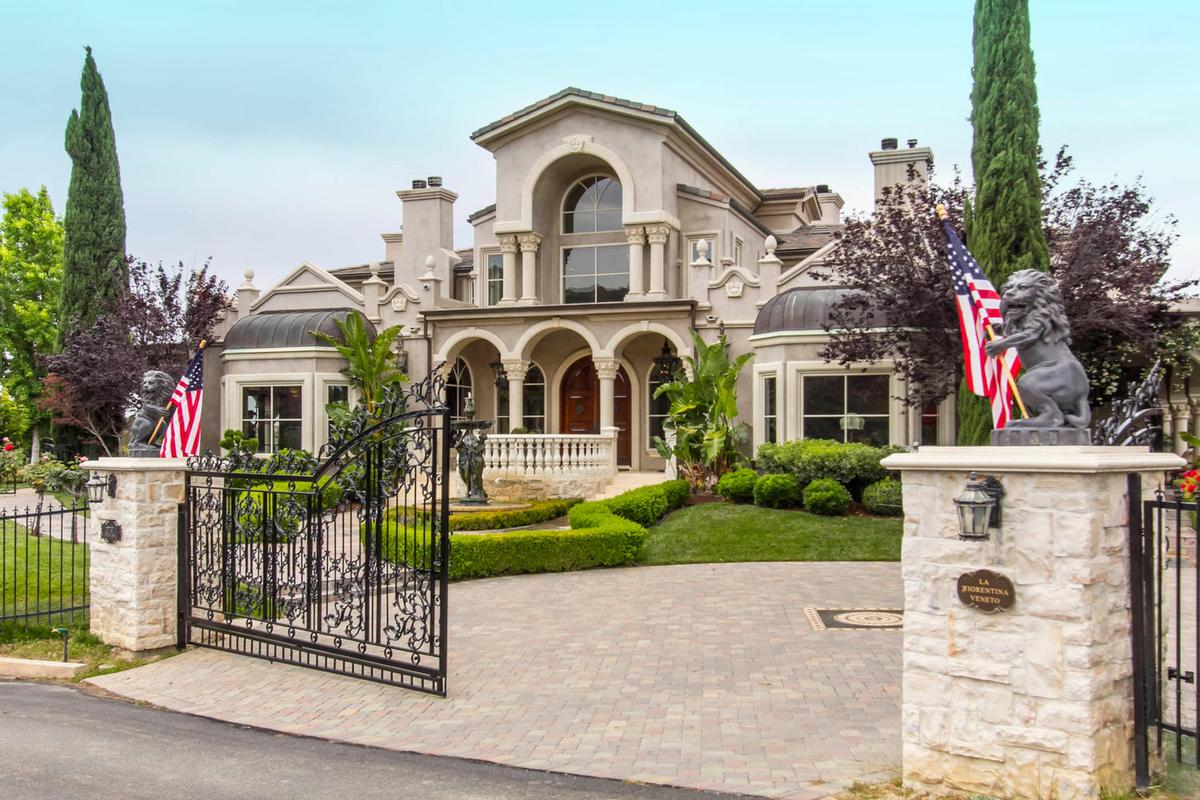 Calabasas Luxury Homes And Calabasas Luxury Real Estate