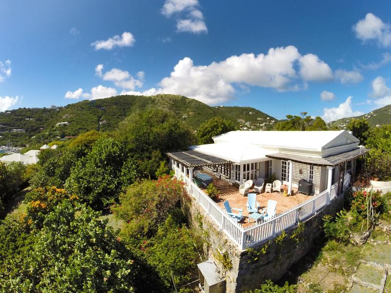 governors point british virgin islands luxury homes