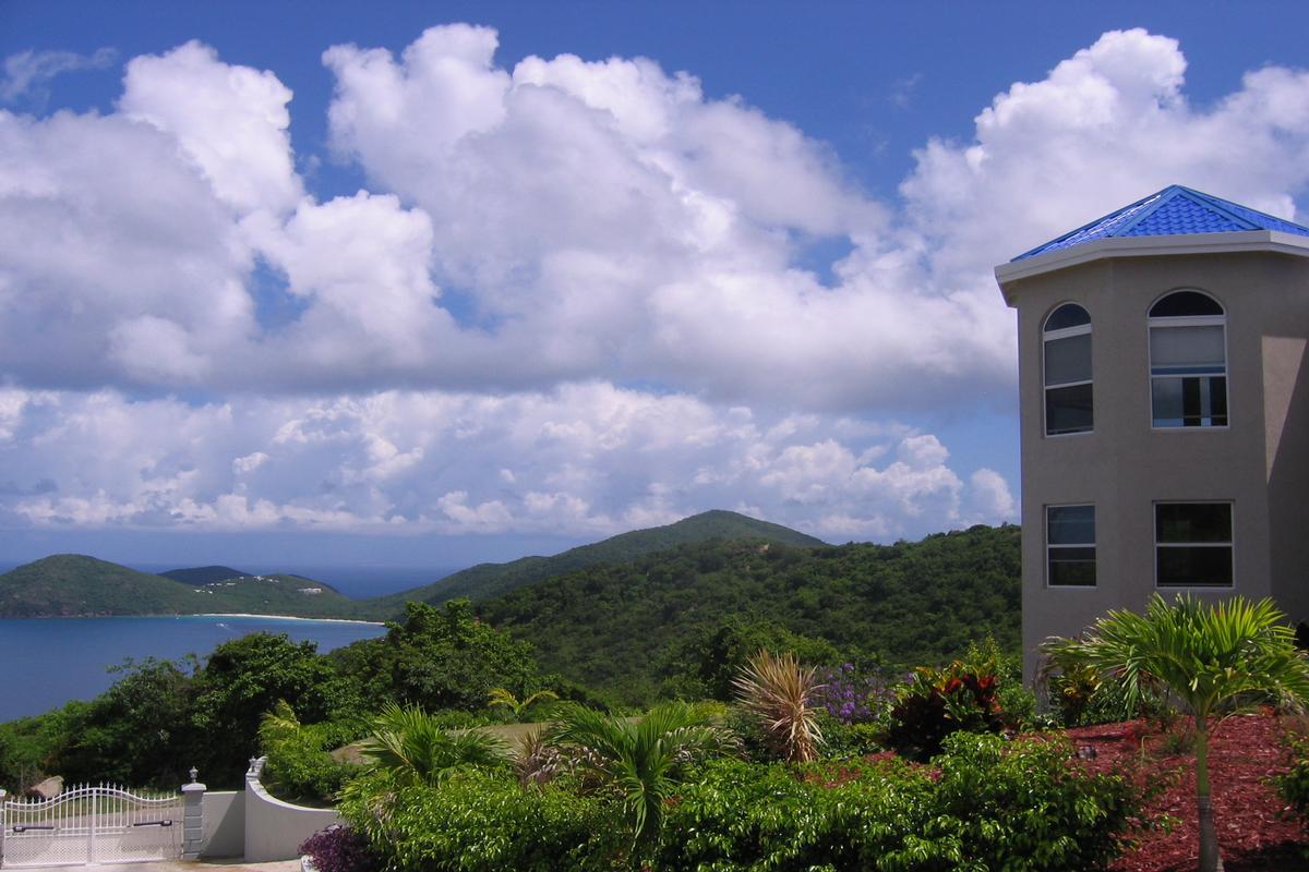 Hilltop House British Virgin Islands Luxury Homes