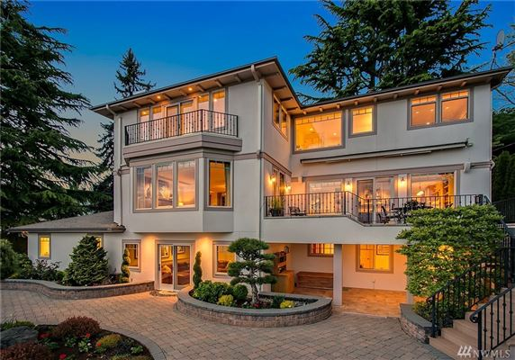Seattle luxury homes and seattle luxury real estate for New homes seattle washington area