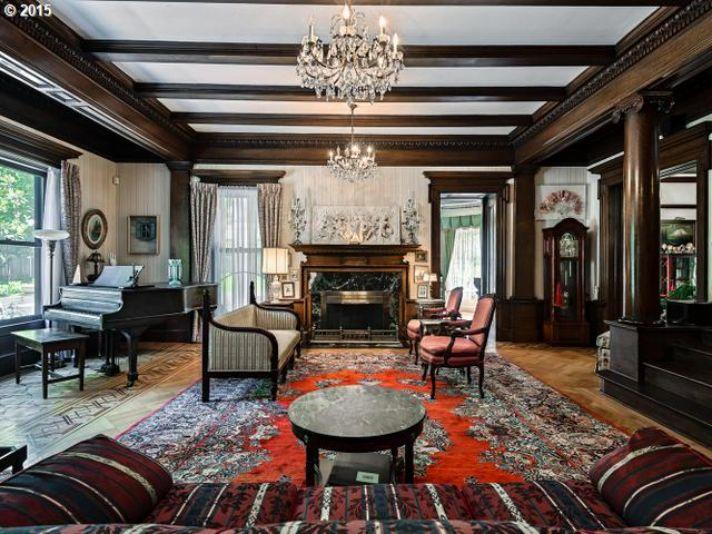 historic isam white house oregon luxury homes mansions