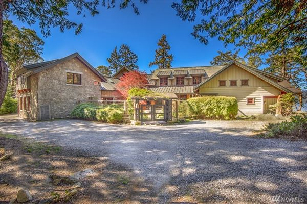 premier orcas island waterfront washington luxury homes