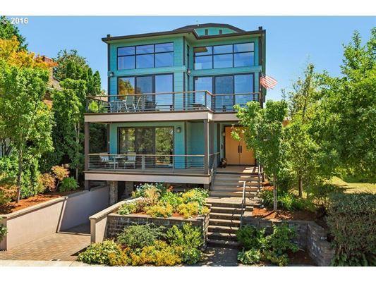 AMAZING VIEWS IN PORTLAND Oregon Luxury Homes Mansions For - Portland oregon luxury homes