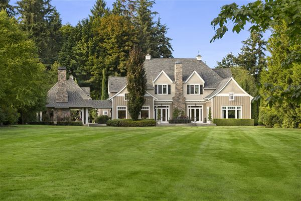 Luxurious French Country Estate Washington Luxury Homes