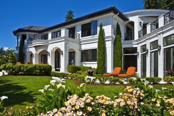 Regal Waterfront In West Bellevue Washington Luxury