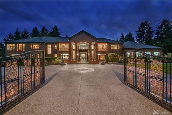 Greater seattle luxury homes and greater seattle luxury for New home builders in seattle area