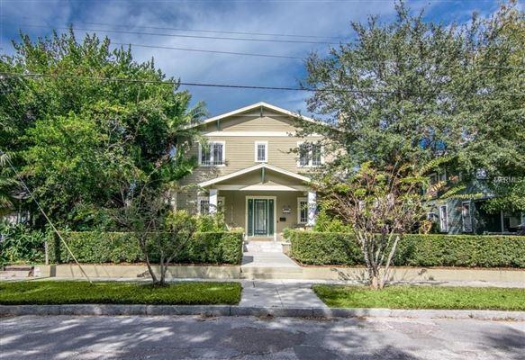 Astounding Gorgeous Hyde Park Craftsman Style Home Florida Luxury Download Free Architecture Designs Fluibritishbridgeorg