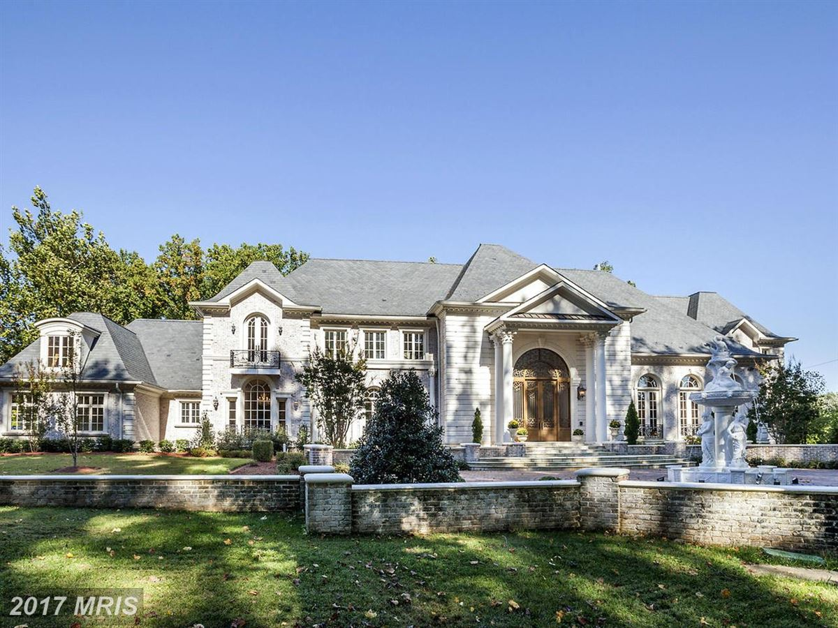Luxury homes for sale in potomac maryland house decor ideas for Elegant homes for sale