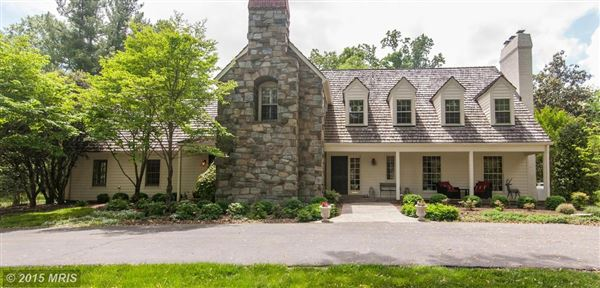Gracious Floor Plan With Quality And Character Maryland