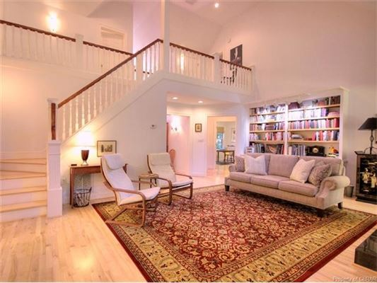 LOVELY WATERFRONT HOME WITH PROVIDENCE CREEK VIEWS | Virginia Luxury ...