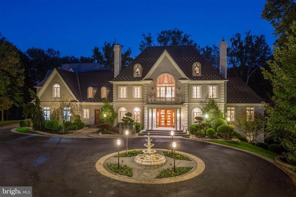 CLASSIC ELEGANCE WITH MODERN LUXURY | Maryland Luxury Homes | Mansions For  Sale | Luxury Portfolio