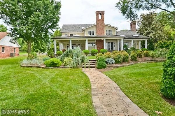 one of a kind waterfront property maryland luxury homes