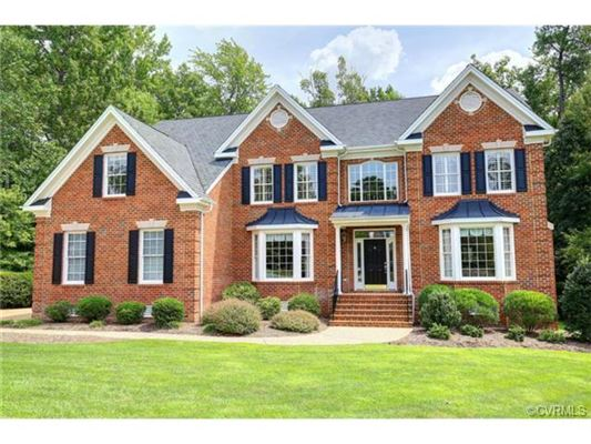 Beautiful Custom Built Brick Home Luxury Portfolio