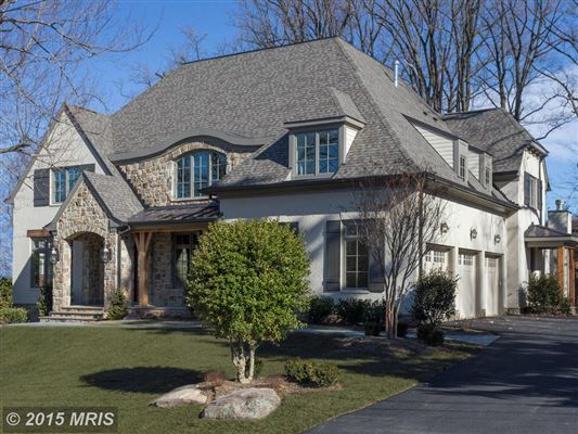 Stunning Mclean French Country Home Virginia Luxury
