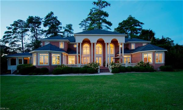 Current Listings the most expensive luxury home in Virginia Beach