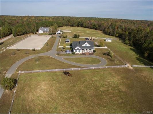 Lily Fields 39 Plus Acre Equestrian Property Luxury