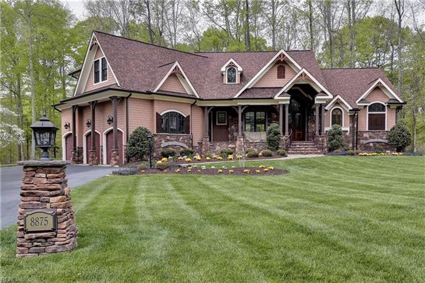 A SUPERB LIFESTYLE IN NEW KENT COUNTY | Virginia Luxury Homes | Mansions  For Sale | Luxury Portfolio