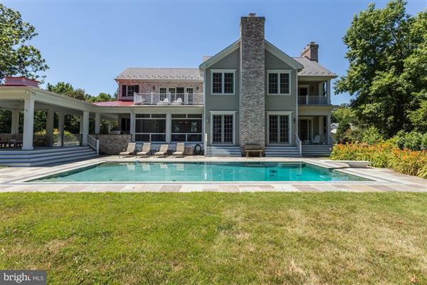 A FABULOUS WATERFRONT HOME | Maryland Luxury Homes | Mansions For Sale |  Luxury Portfolio