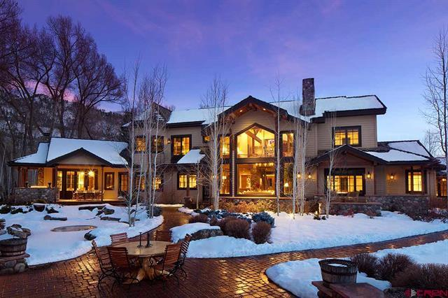 BEAUMONT RANCH | Colorado Luxury Homes | Mansions For Sale | Luxury  Portfolio