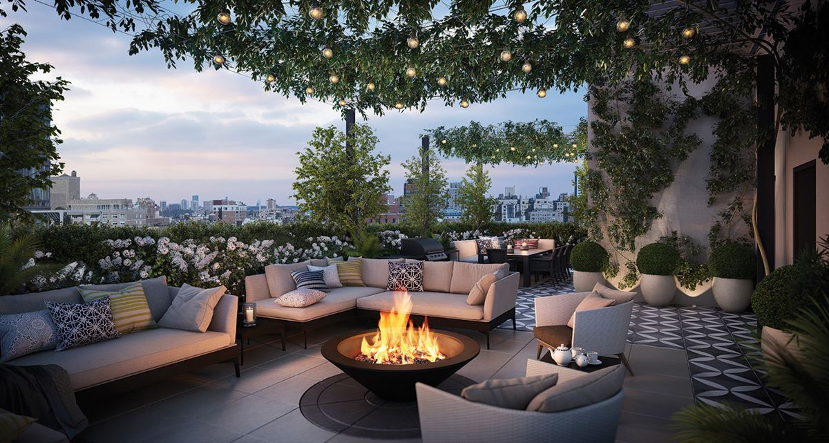 THE PENTHOUSE AT 221 WEST 77TH | New York Luxury Homes | Mansions ...