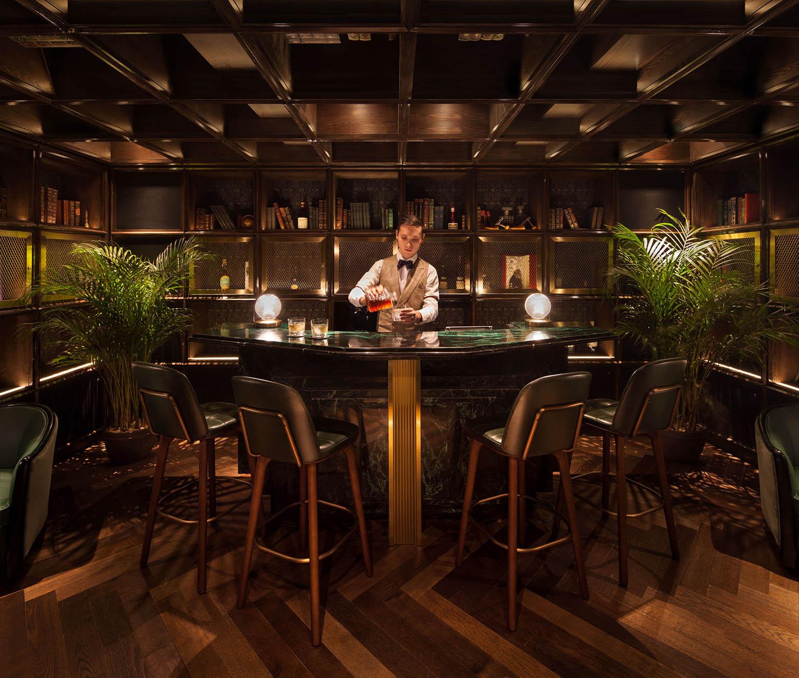 Jet Set The Modern Speakeasy Luxuryportfolio Blog