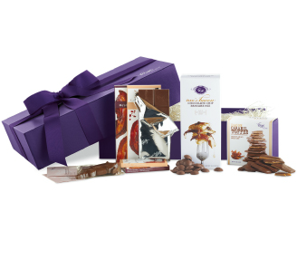 Vosges Chocolate Bacon Gift Box