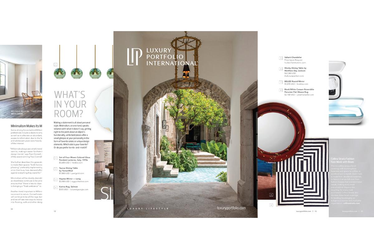 Search   Luxury Portfolio
