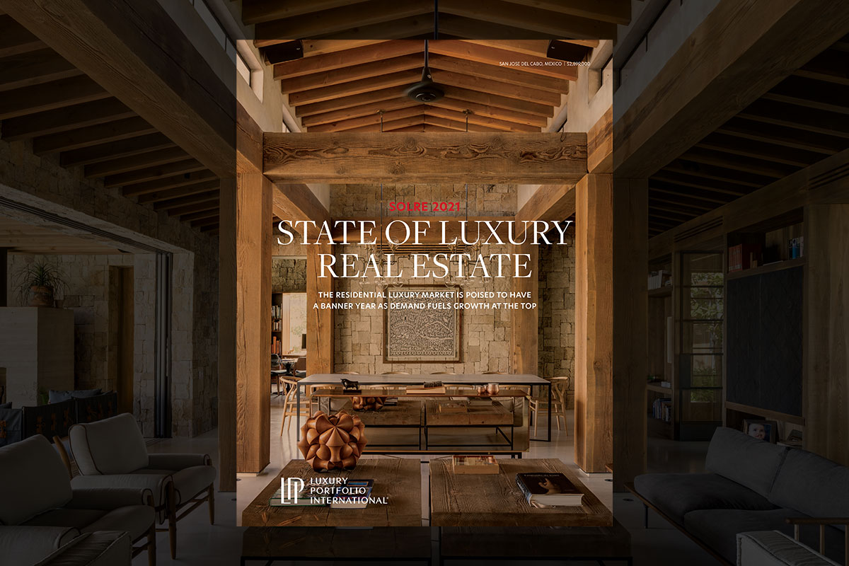 State of Luxury Real Estate Report from Luxury Portfolio International | Bahamas Realty