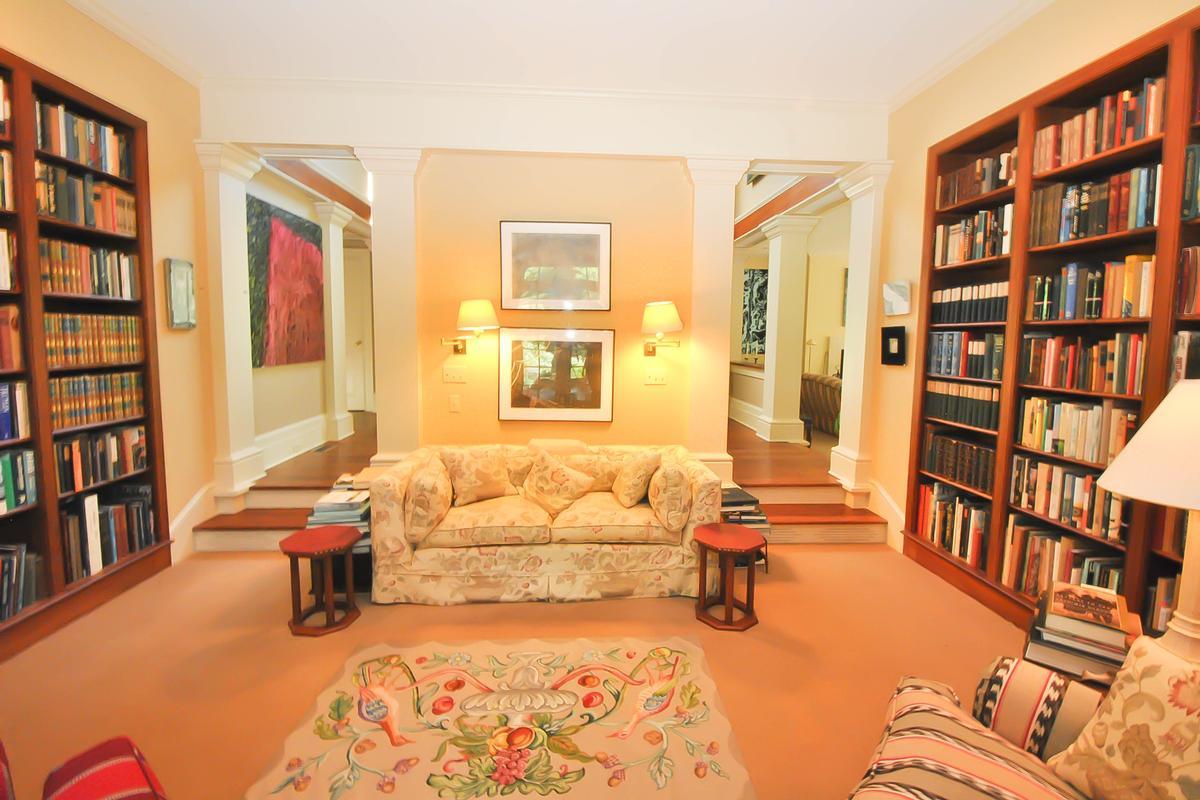 Luxury homes in Stockbridge Estate