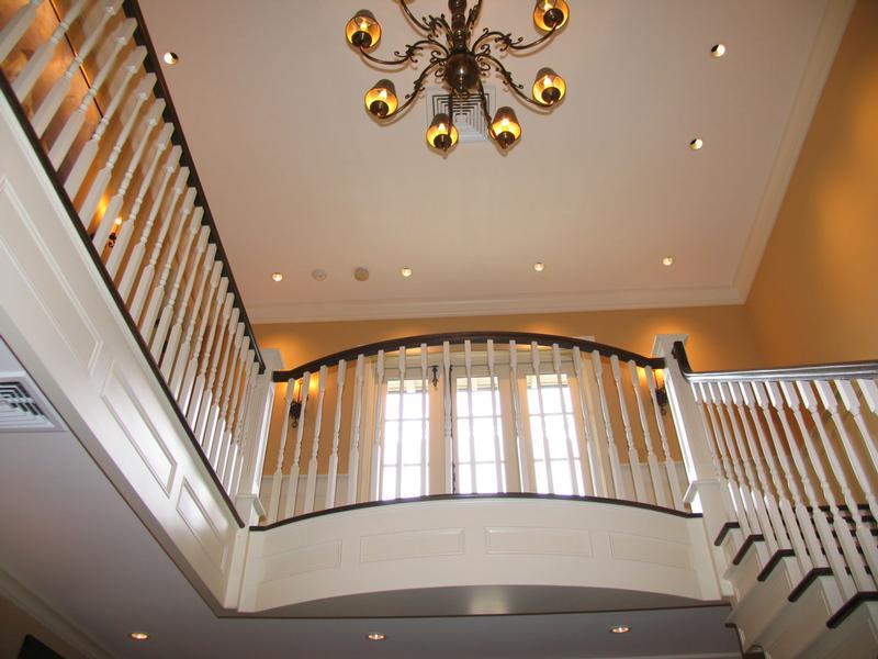 Custom Craftsmanship - Old World Details luxury real estate