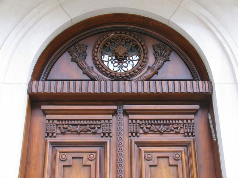 Luxury real estate Custom Craftsmanship - Old World Details