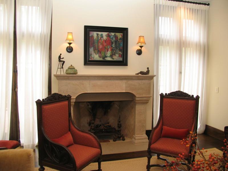 Custom Craftsmanship - Old World Details luxury homes