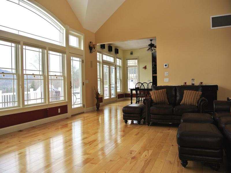 Luxury real estate SPACIOUS HOME WITH WESTERLY VIEWS