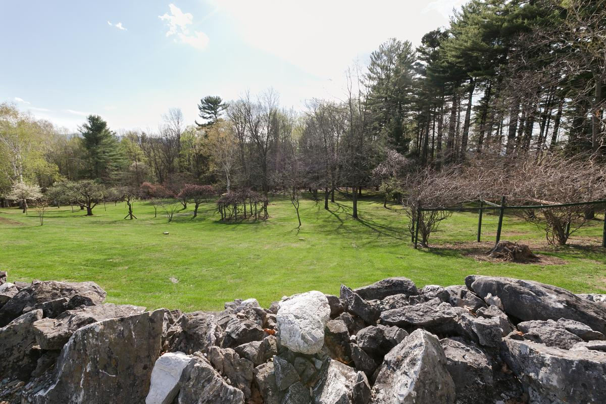 Mansions in Large Compound in the Berkshires with Vineyard