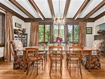 Luxury real estate Meticulously restored and remodeled Lakeview Park Tudor