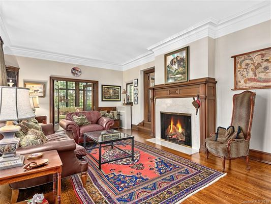 Meticulously restored and remodeled Lakeview Park Tudor mansions
