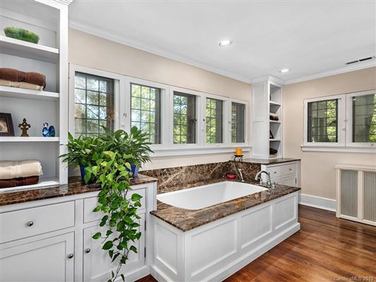 Meticulously restored and remodeled Lakeview Park Tudor luxury properties