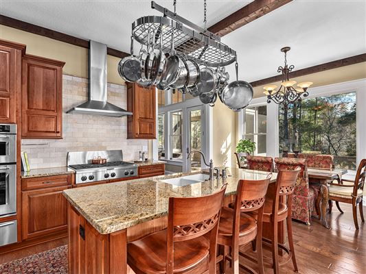 stylish lakefront living in Biltmore Lake luxury real estate