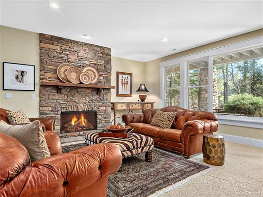 Luxury homes stylish lakefront living in Biltmore Lake