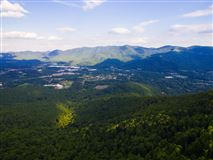 Luxury homes Long range views in Swannanoa