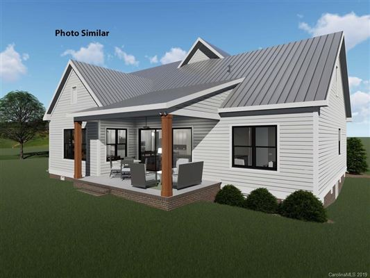 Luxury homes Proposed new construction home