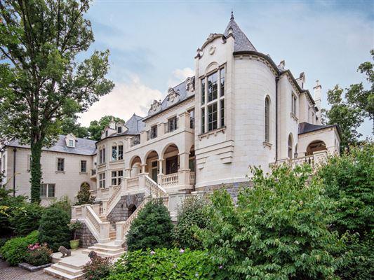 Good ELEGANT FRENCH CHATEAU | North Carolina Luxury Homes | Mansions For Sale |  Luxury Portfolio
