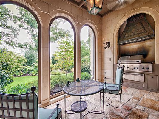 Elegant French Chateau North Carolina Luxury Homes