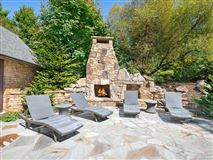 Luxury real estate impressive home in asheville