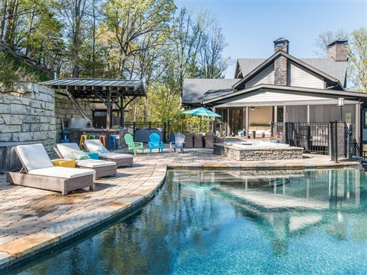 Luxury homes in every day is a vacation