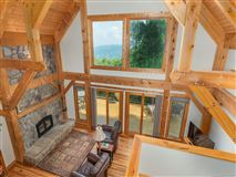 Exquisite timber frame home with dramatic long range views luxury properties